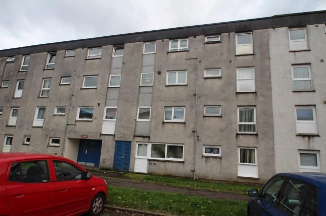Exterior of Glenacre Road, North Carbrain, Cumbernauld, North Lanarkshire G67