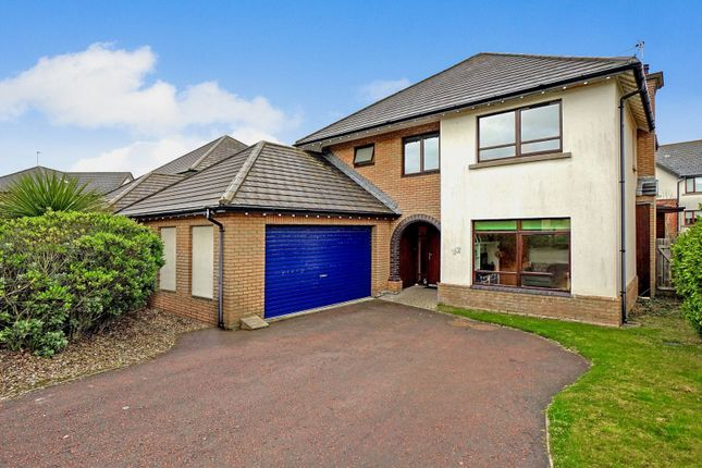 4 bedroom detached house for sale in Cove Crescent, Bangor