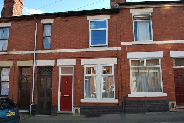 Front (Main) of Wild Street, Derby DE1