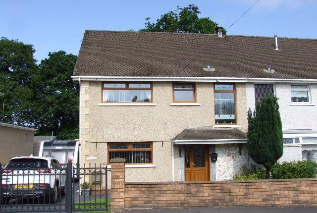 Thumbnail Semi-detached house for sale in 9 Lodge Drive, Baglan, Port Talbot