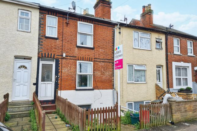Terraced house to rent in Canning Street, Harwich