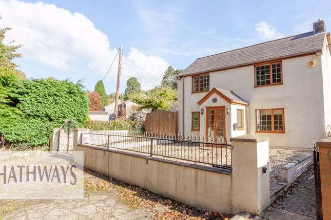 Thumbnail Detached house for sale in Caerwent Road, Croesyceiliog, Cwmbran