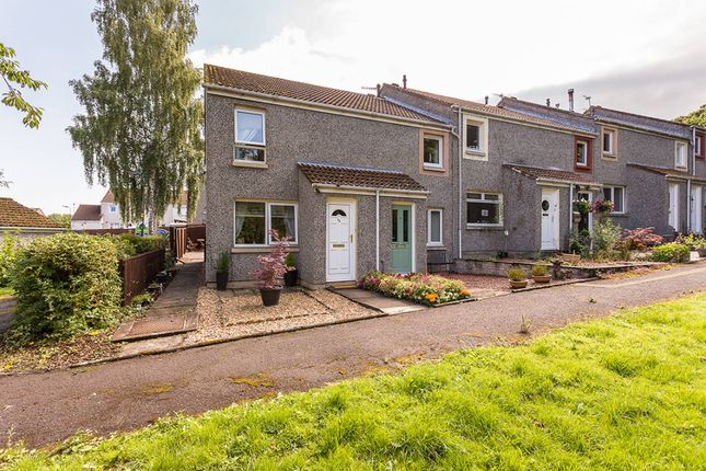 Thumbnail End terrace house for sale in Kippielaw Road, Dalkeith, Midlothian
