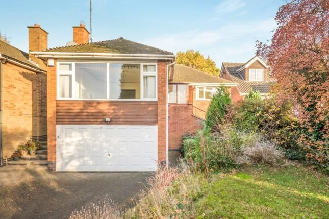Thumbnail Bungalow for sale in Station Road, Birstall, Leicester, Leicestershire