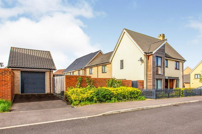 3 bed semi-detached house for sale in Bisley Crescent, Upper Cambourne, Cambridge CB23