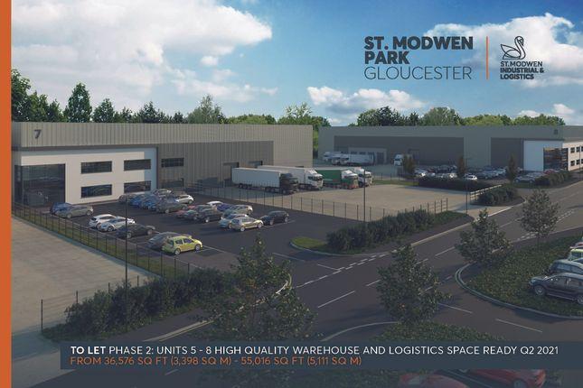 Thumbnail Warehouse to let in St Modwen Park, Quedgeley, Gloucester