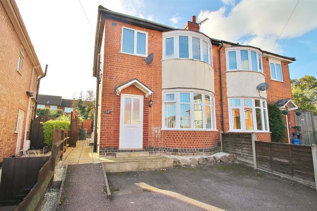 3 bed semi-detached house for sale in Linkfield Avenue, Mountsorrel, Leicestershire