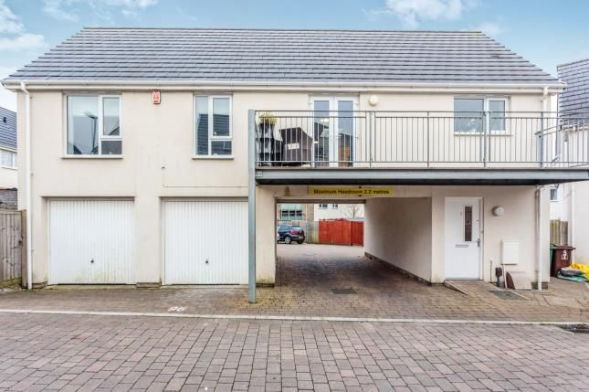 Thumbnail Detached house for sale in Plymouth, Devon