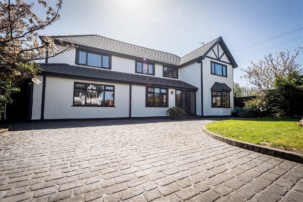 Thumbnail Detached house for sale in Hall Road East, Blundellsands, Liverpool
