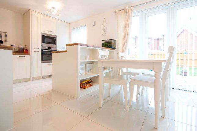 Thumbnail Detached house for sale in Ivy Close, Manor View