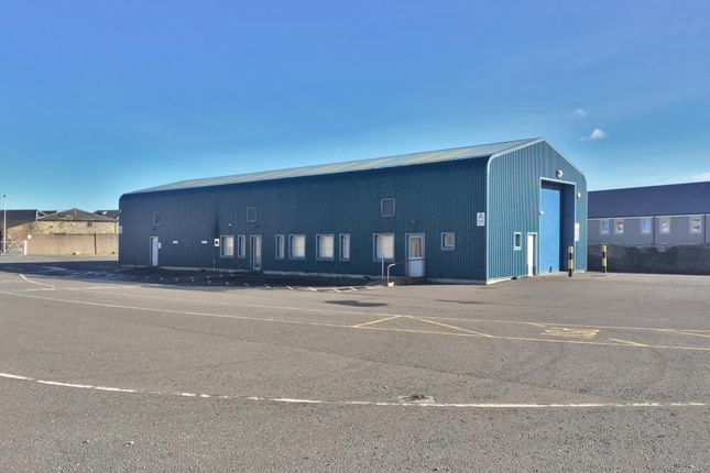 Thumbnail Industrial for sale in Former Commercial Vehicle Testing Station, Park Road, Gallatown, Kirkcaldy, Fife