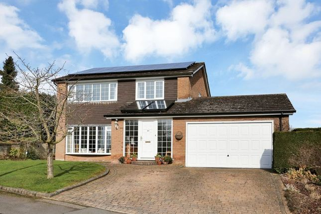 Thumbnail Detached house for sale in Paterson Drive, Woodhouse Eaves, Loughborough
