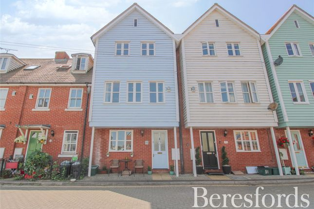 Thumbnail Terraced house for sale in High Street, Rowhedge