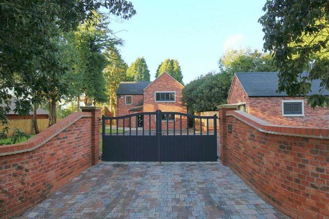 Thumbnail Detached house for sale in Pinewood Drive, Ashley Heath, Market Drayton