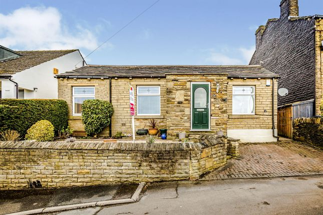Thumbnail Detached bungalow for sale in South Cross Road, Fixby, Huddersfield