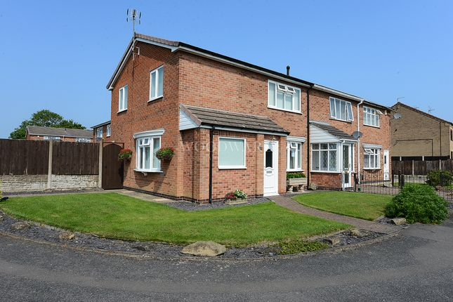 3 bed end terrace house for sale in Queens View Drive, Waingroves, Ripley DE5