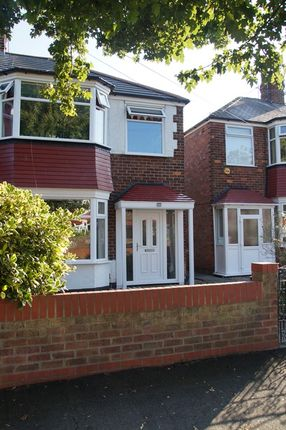 Thumbnail End terrace house for sale in Belvedere Road, Hessle