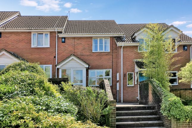 Thumbnail Terraced house to rent in Mac Neice Drive, Marlborough