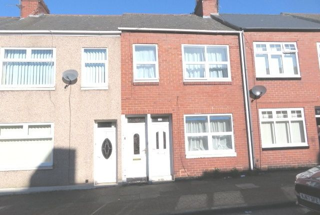 Flat for sale in Whitehall Street, South Shields
