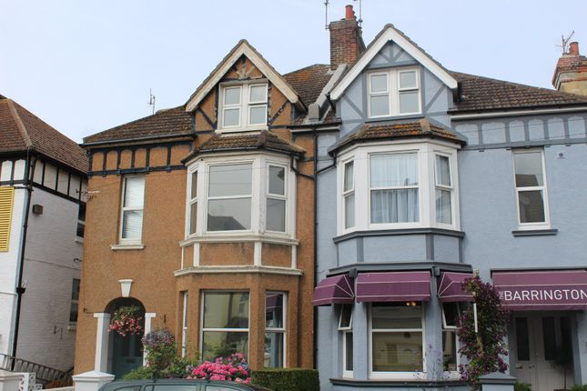 Thumbnail Maisonette to rent in Wilton Road, Bexhill-On-Sea