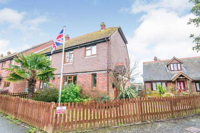3 bed end terrace house for sale in High Street, Pevensey BN24