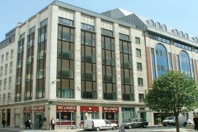Thumbnail Flat to rent in 3 America Square, Whitechapel, Tower Hill, Aldgate