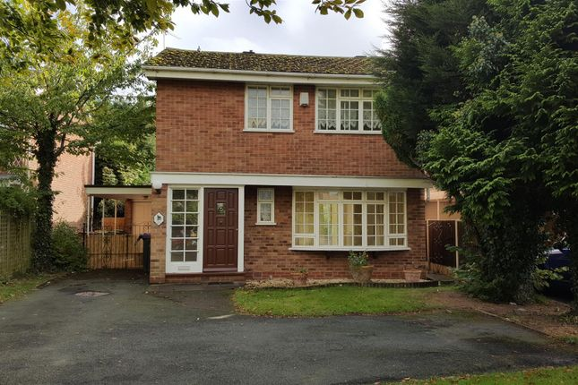 Thumbnail Detached house for sale in Station Road, Admaston, Telford