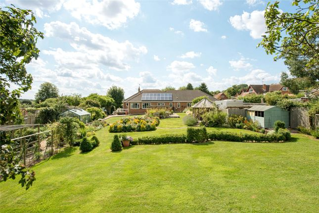 Thumbnail Detached bungalow for sale in Hindon Road, Dinton, Salisbury, Wiltshire