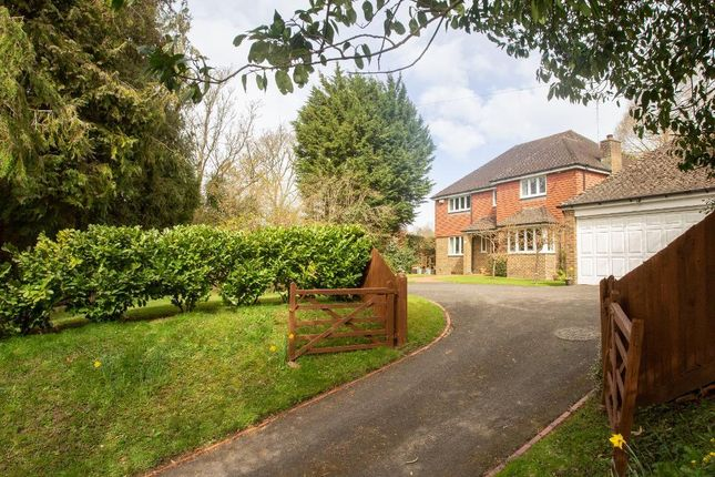 Thumbnail Detached house for sale in Newick Lane, Mayfield, East Sussex