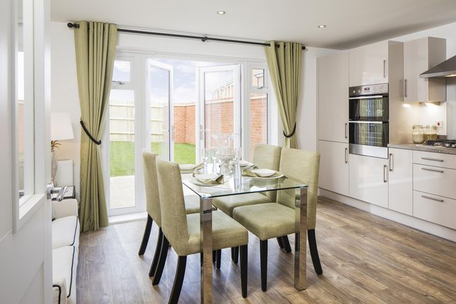"Thumbnail Semi-detached house for sale in ""Atherton"" at Park Prewett Road, Basingstoke"