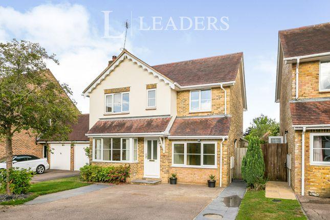 Thumbnail Detached house to rent in Tanbridge Park, Horsham
