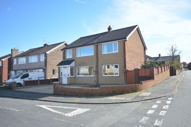 Thumbnail Detached house for sale in Essex Road, Rishton, Blackburn