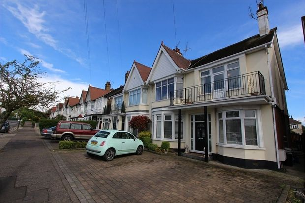 Thumbnail Semi-detached house to rent in Crowstone Avenue, Westcliff-On-Sea, Essex