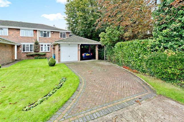 Thumbnail Semi-detached house for sale in Bawtree Close, Sutton