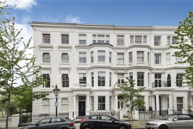 Thumbnail Terraced house to rent in Brunswick Gardens, Kensington, London