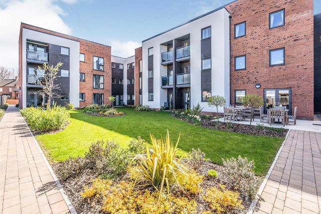 Thumbnail Flat for sale in William Grange, Friars Street, Hereford, Herefordshire
