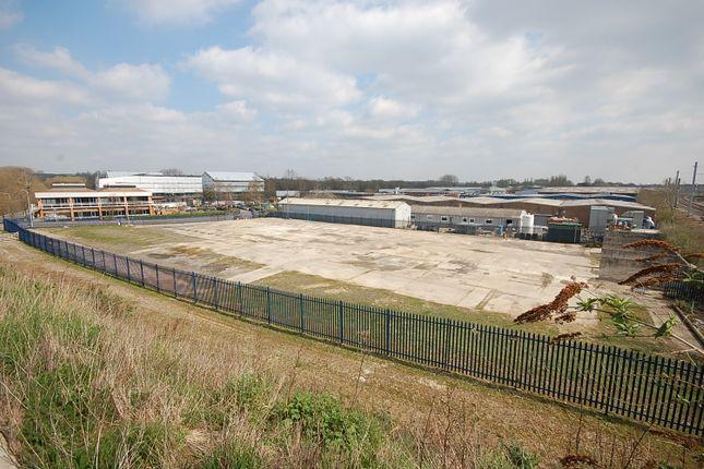 Thumbnail Land to let in Hambridge Lane, Newbury