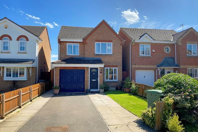 3 bed detached house to rent in Keld Close, Corby NN18