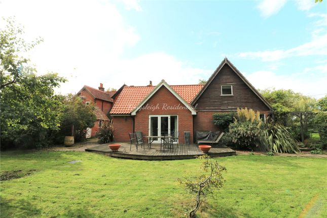Thumbnail Semi-detached house for sale in Chestnut Cottage, Boxhouse Lane, Dedham, Colchester
