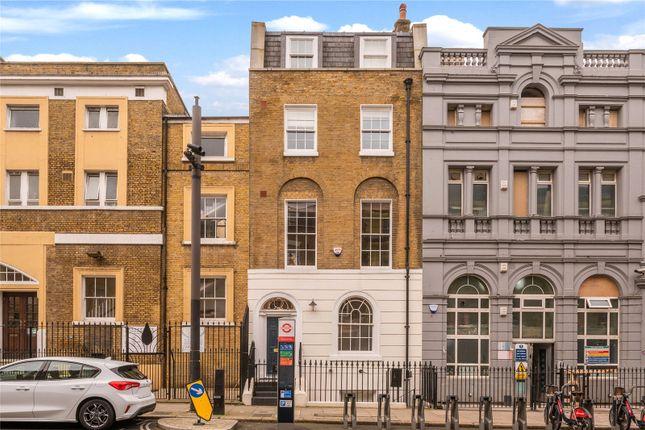 Thumbnail Terraced house for sale in Birkenhead Street, Kings Cross, London