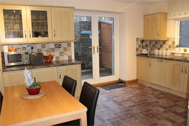 Kitchen of Llewellyn Street, Pentre CF41