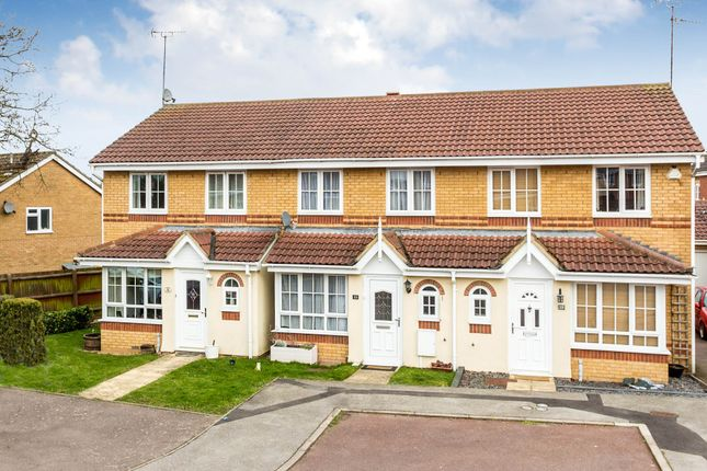 Thumbnail Terraced house for sale in Aintree Drive, Rushden
