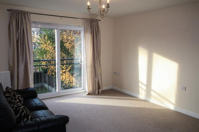 Thumbnail Flat to rent in Elizabeth House, Scholars Court, Stoke-On-Trent