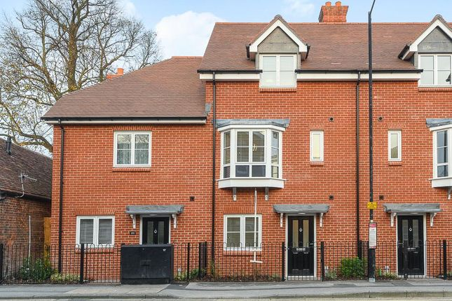 Thumbnail Town house for sale in Castle Street, Salisbury