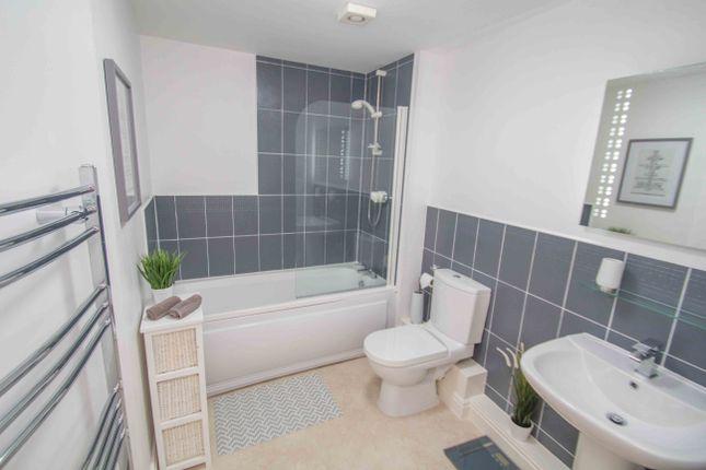 Bathroom of Echo Crescent, Plymouth PL5