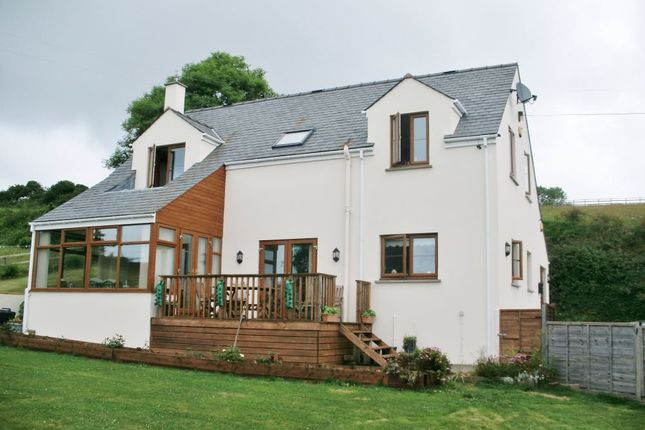 Thumbnail Detached house for sale in Meadow Farm, North Cliffe, Tenby, Pembrokeshire