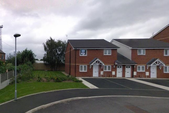 Thumbnail Flat to rent in Apple Blossom Grove, Cadishead, Manchester