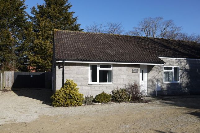 Thumbnail Semi-detached bungalow to rent in Portway, Street