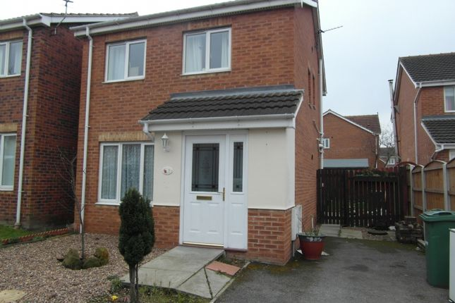 Thumbnail Detached house to rent in Northfield Court, South Kirkby, Pontefract