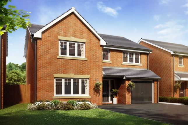 Thumbnail Detached house for sale in Mulberry Park St. Kevins Drive, Kirkby, Liverpool
